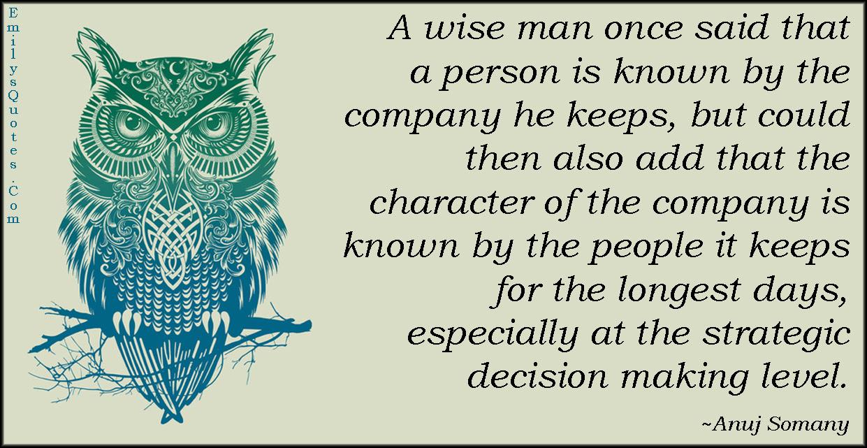 A Wise Man Once Said 38932 Loadtve