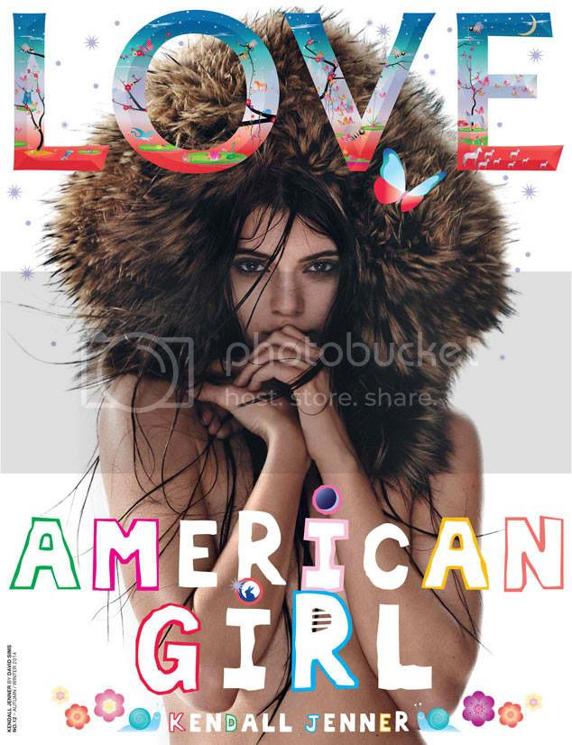 Kendall Jenner for Love Magazine Cover photo kendall-jenner-love-magazine-comver_zps31056e3a.jpg