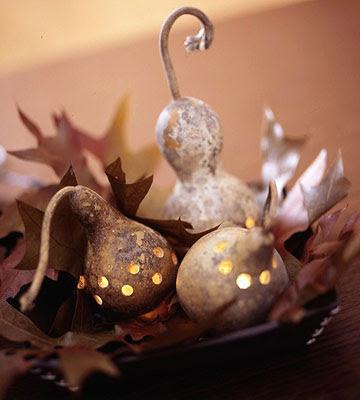 Gourd luminaries