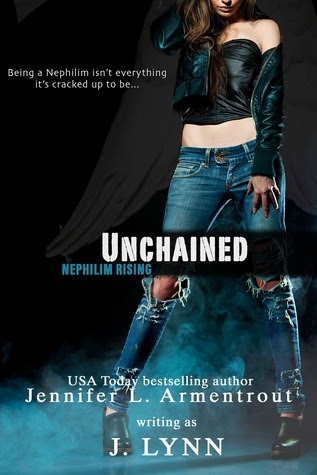 Unchained (Nephilim Rising, #1)