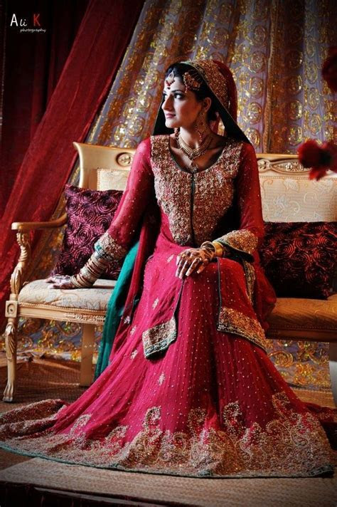 Pakistani Wedding Dresses   Pakistani Bridal Dresses 2014