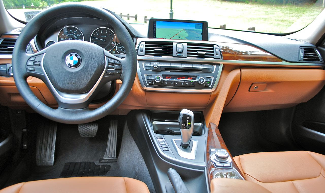 Review 2013 BMW 3 Series Interior - egmCarTech