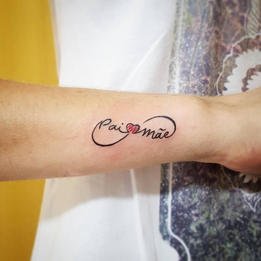 Tatuagens Em Homenagem Aos Pais Veja Algumas Fotos E Inspire Se