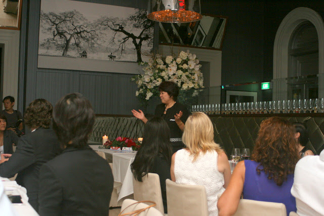 American Express has a new country manager Yoshimi Nakajima