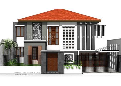 Desain Rumah Minimalis Modern 2016 - Prathama Raghavan