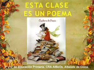 Poemas 3º y 4º sobre Gloria Fuertes