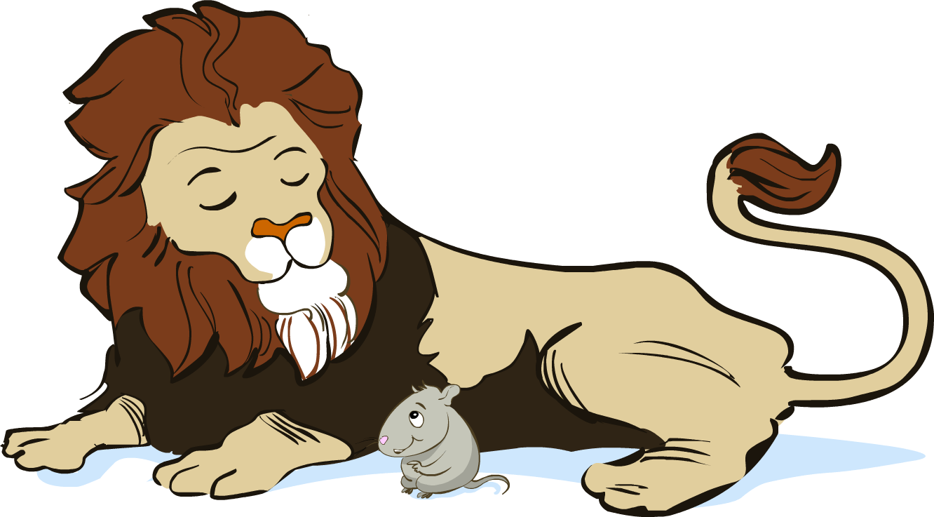 Gambar Singa Animasi ClipArt Best