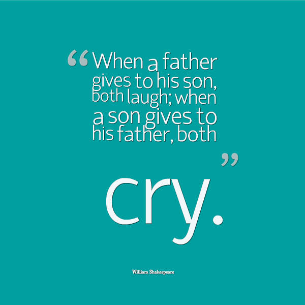 Quotes About Father Son Bond 19 Quotes