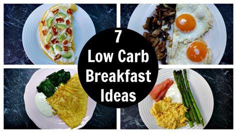 carb breakfast ideas  week  keto breakfast