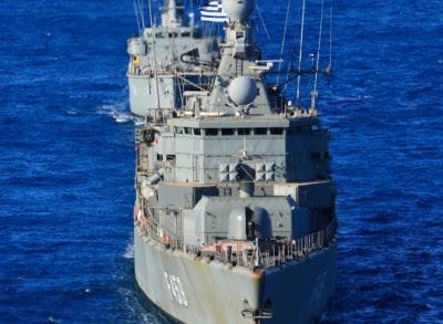 Ελληνική απάντηση στις τουρκικές έρευνες επί της ελληνικής υφαλοκρηπίδας στην Α.Μεσόγειο