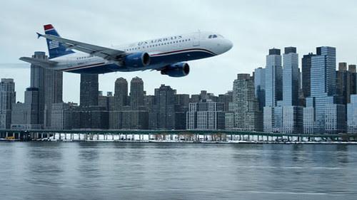Resultado de imagem para 2009 — Um Airbus A320 da US Airways
