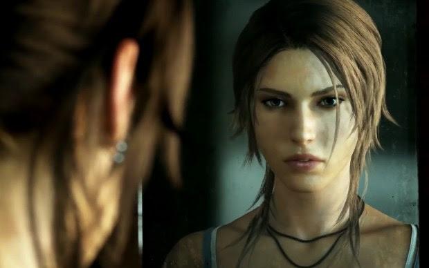 Desta vez, Lara Croft está muito mais humanizada (Foto: Divulgação)