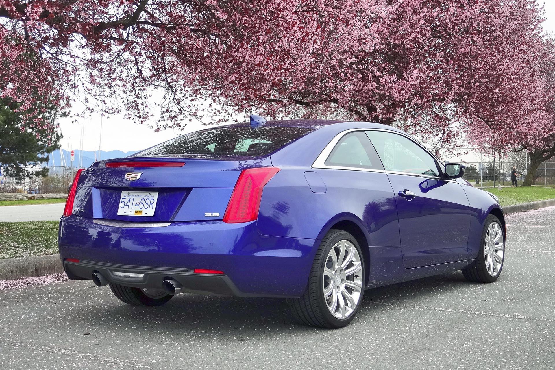 2015 Cadillac ATS Coupe V6 AWD - Autos.ca