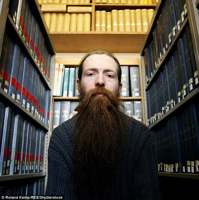 Dr Aubrey de Grey, a Harrow and Cambridge-educated biomedical theorist has made a name for himself for his research into preventing ageing