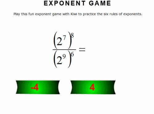 29 Exponent Practice Worksheet 8th Grade - Worksheet Resource Plans