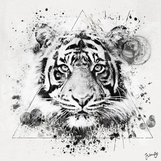 50 Really Amazing Tiger Tattoos For Men And Women