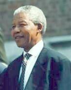 Nelson Mandela (public domain)