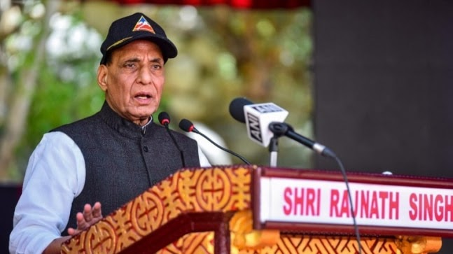 In big boost to connectivity in border areas, Defence Minister Rajnath Singh inaugurates 63 bridges https://ift.tt/3dq2XGD