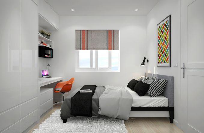 Walaupun kamarnya kecil, usahakan tetap memiliki jendela agar sirkulasi udara dan pencahayaan tetap masuk ke dalam kamar.