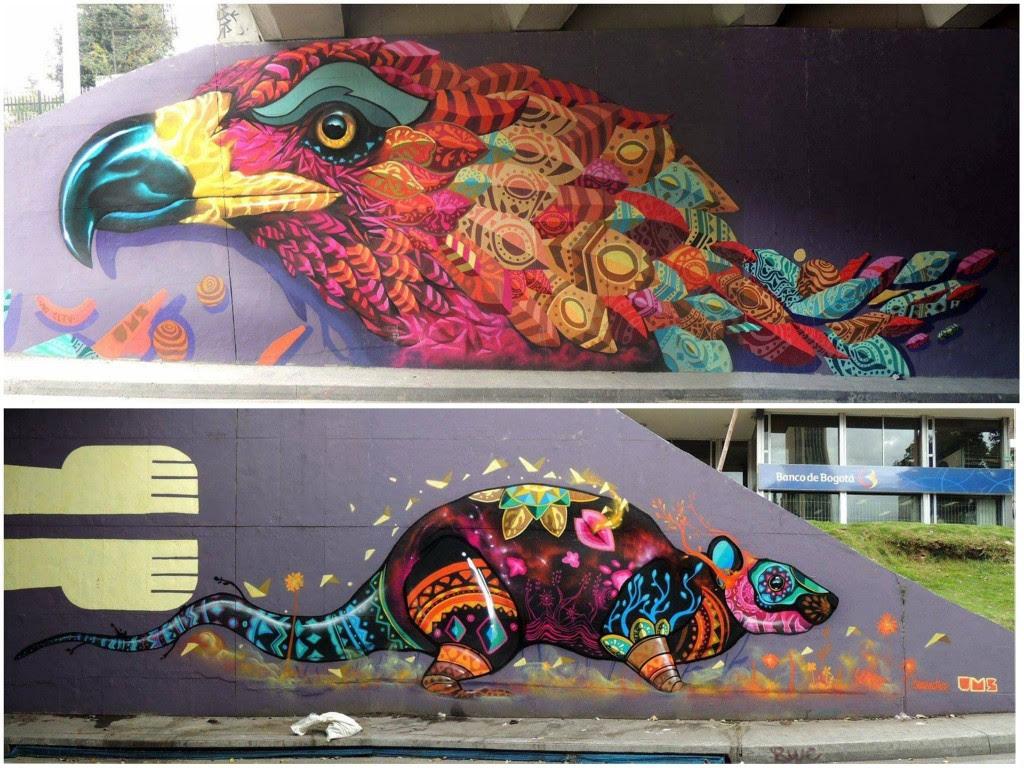 El Street Art Recupero El Dialogo Del Arte Con El Publico Farid