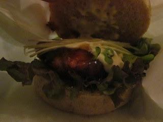 Matsuontoko Cafe - Namban Burger