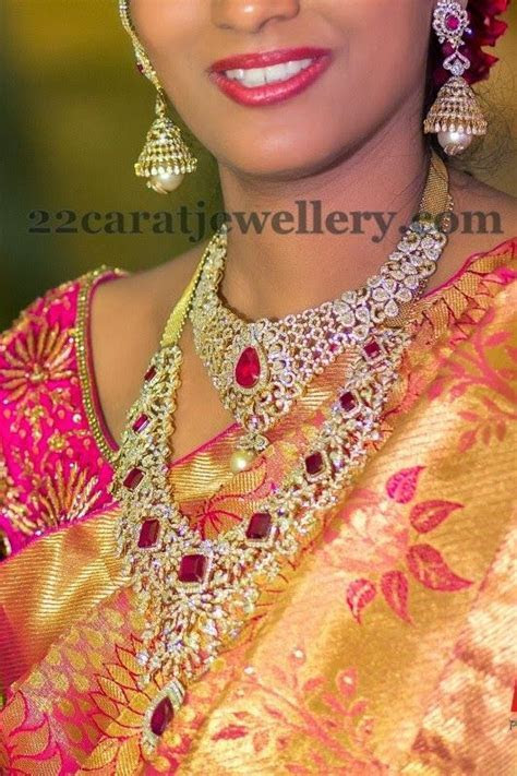 South Indian Jewellery Designs: Breathtaking Diamond