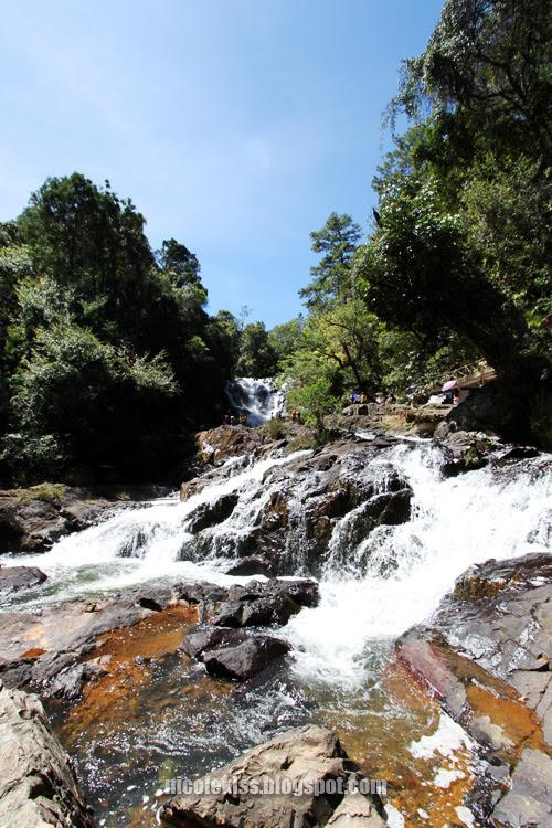 dalat waterfall