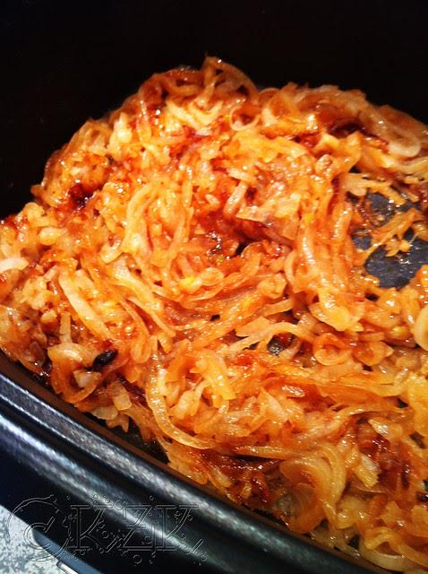 IMG_1731 Caramelizing onions