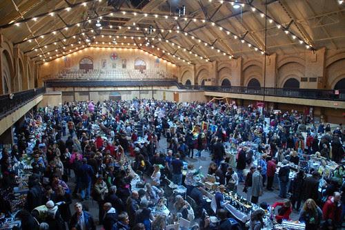 Boston Bazaar Bizarre!