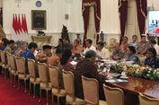 Dua Kapal Perang Kawal Kunjungan Presiden Jokowi ke NTT