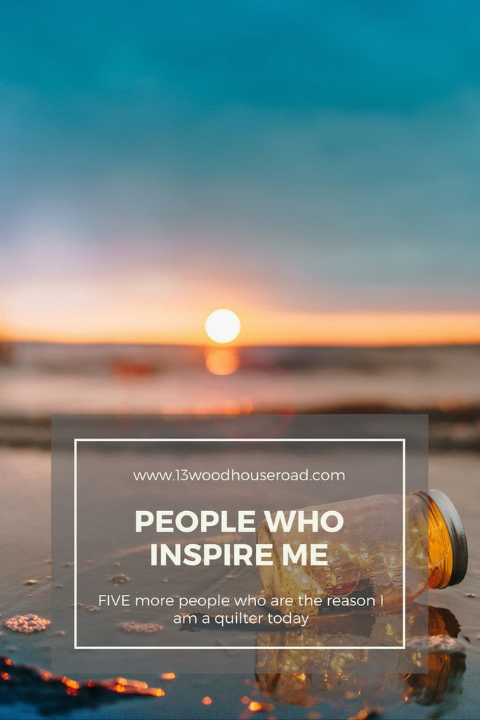 People who inspire me # 2