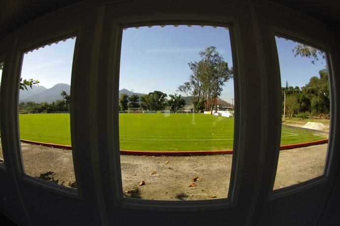 Container Ninho Flamengo (Foto: Gilvan de Souza / Flamengo)