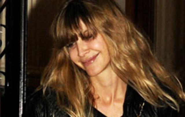 Guillermina Valdés asistió al cumpleaños de Micaela Tinelli celebrado en un lujoso restorán
