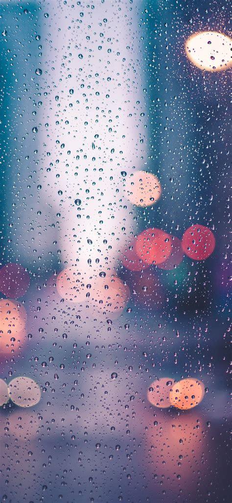 rain drops wallpaper  iphone  pro max        wallpapers