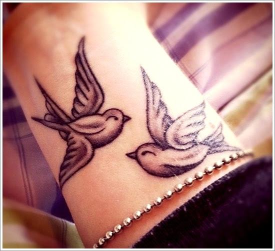 29 Tatuajes De Pájaros Para Hombres Y Mujeres
