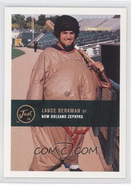 2000 Just #108 - Lance Berkman - Courtesy of COMC.com