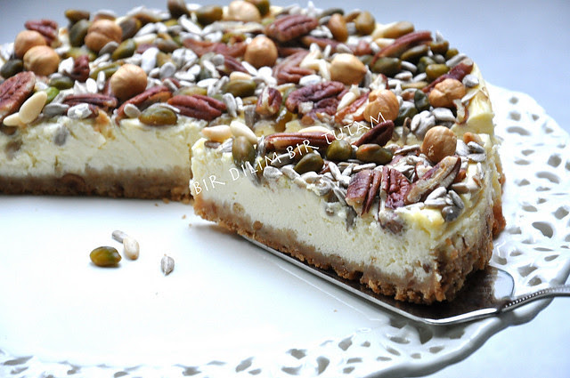 Cerezli Cheesecake