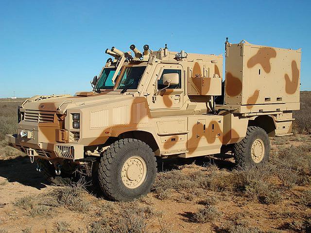 De acuerdo con un contrato entre el Grupo de Oro Internacional EAU basado (GIG) y BAE Land Systems en diciembre de 2011 las Agrab RG31 camionetas blindadas se van a producir en los Emiratos Árabes Unidos a principios del próximo año.