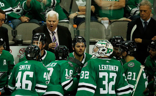 Avatar of Dallas Stars land pair of coaches on NHL.com's list of top HCs of the expansion era
