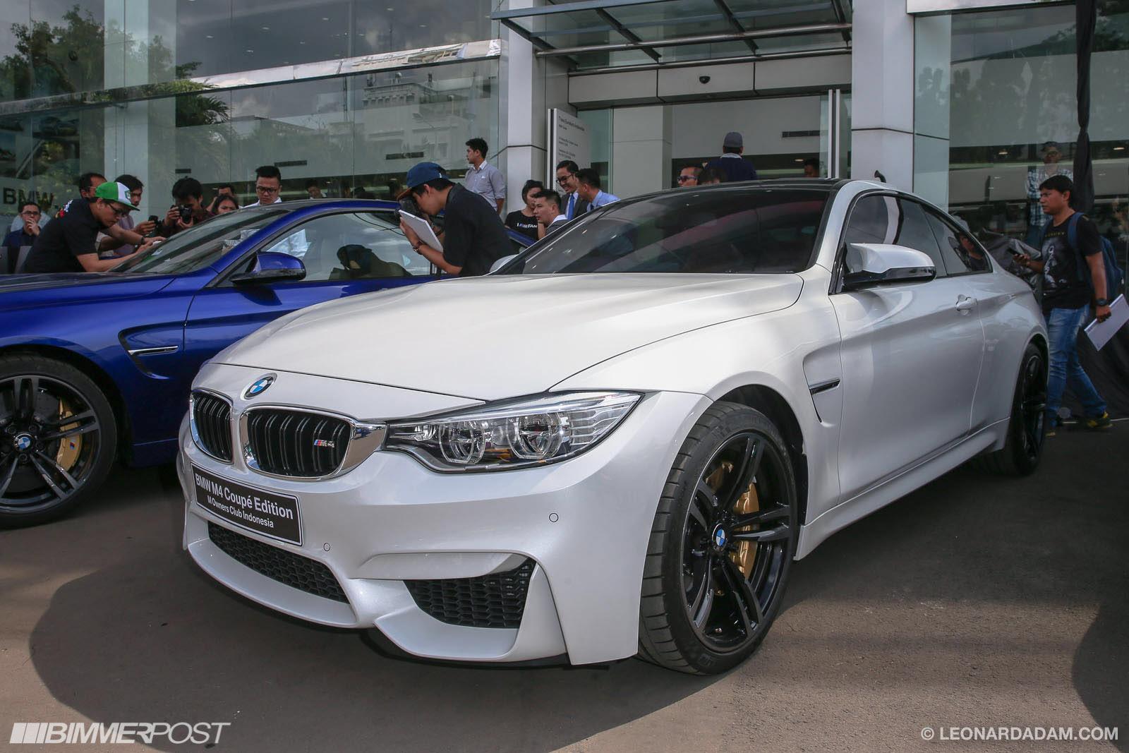 Harga BMW M4 GTS 2016 diumumkan