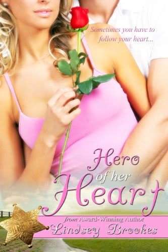 HERO OF HER HEART by Lindsey Brookes