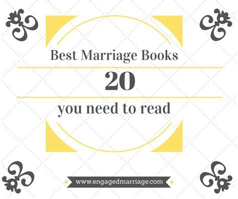 The 20 Best Marriage Books That Will Change Your Life