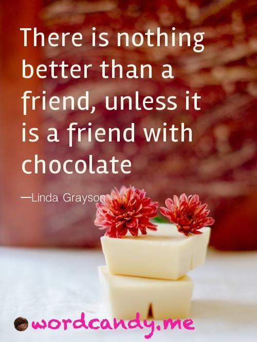 Top Ten Chocolate Quotes