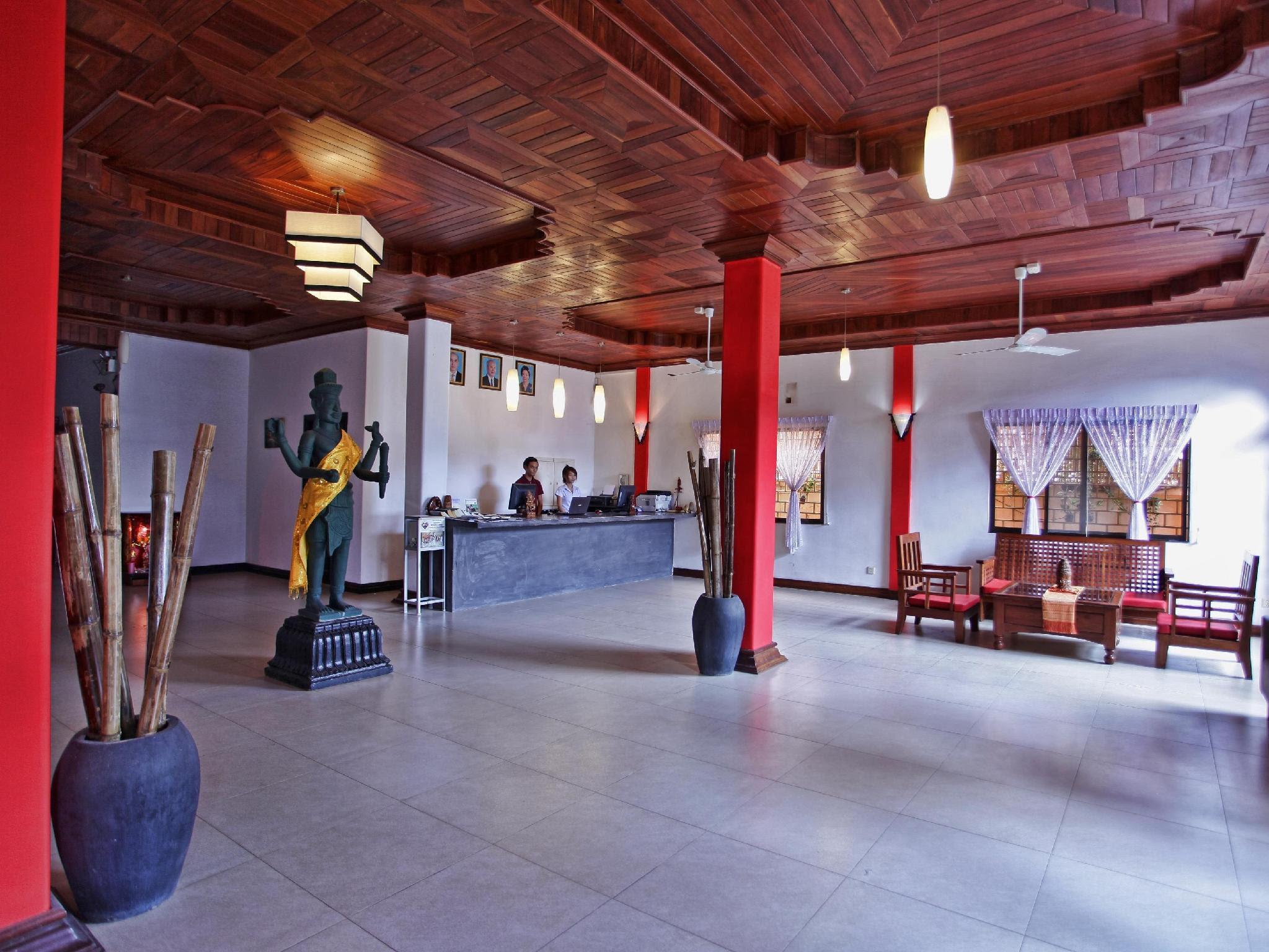The Villa Sok San Square Reviews