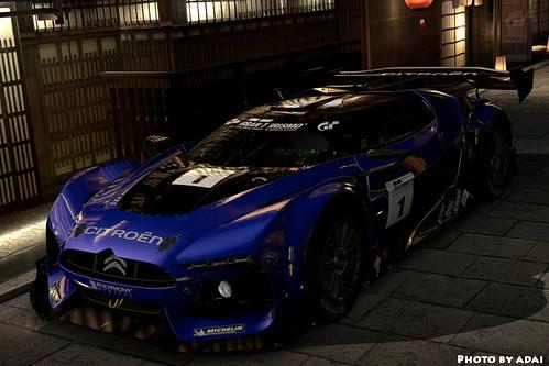 Gran Turismo 5 Citroen Gt Race Car. Citroën GT by Citroën Race Car
