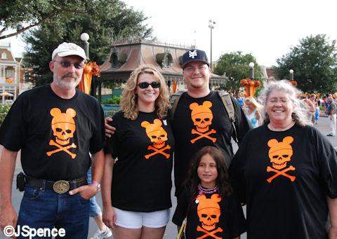 Mickeys Not So Scary Halloween Party 2009 Allearsnet