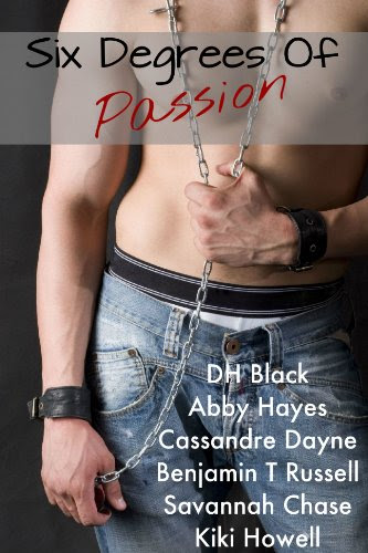 Six Degrees of Passion by Cassandre Dayne