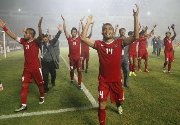 Agenda Pertandingan Timnas Indonesia Untuk Tahun 2017  Goal.com