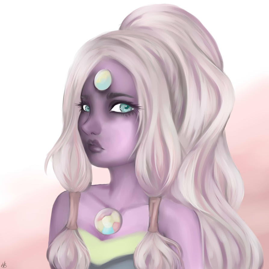One of my favorite fusions. Opal from Steven Universe.