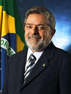 Luiz Inácio Lula da Silva, President of Brazil